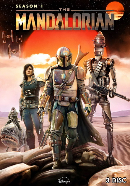 The Mandalorian  Season 1 (2019) [ ตอน 1-8 จบ! ]