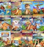 The Land Before Time 1-14 ( 1988-2016 )