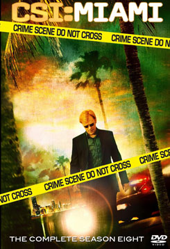 CSI Miami Season 8   8