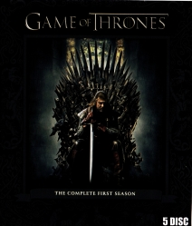 Game of Thrones: The Complete First Season มหาศึกชิงบัลลังก์