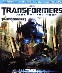 Transformers: Dark Of The Moon In 3D (2011) ทรานส์ฟอร์เมอร์ส 3