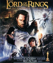 The Lord of the Rings: The Return of the Kingสงครามล้างเผ่าพันธ์ปีศาจ